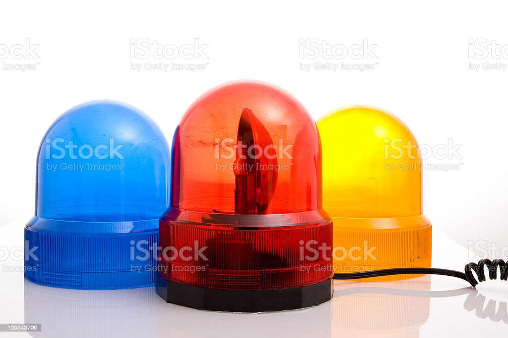 Emergency Strobe Lights >> Emergency Flashing Lights Stock Photo Download Image Now