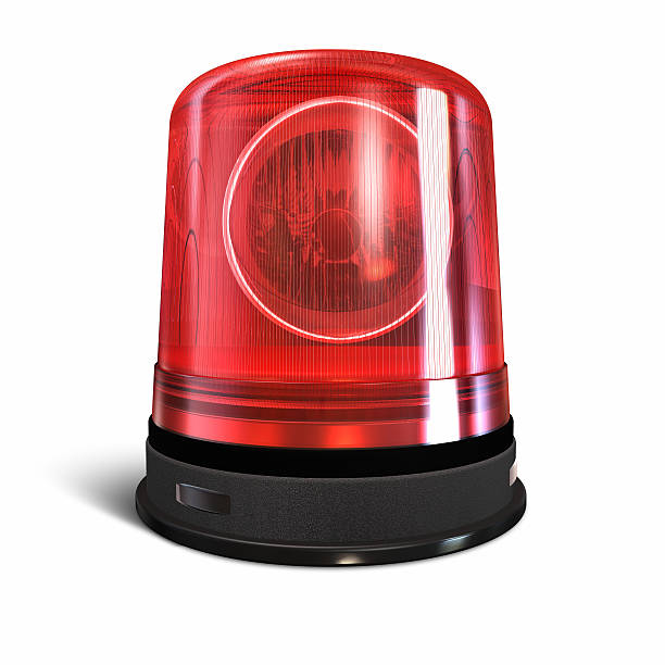 emergency light - alarm stock pictures, royalty-free photos & images