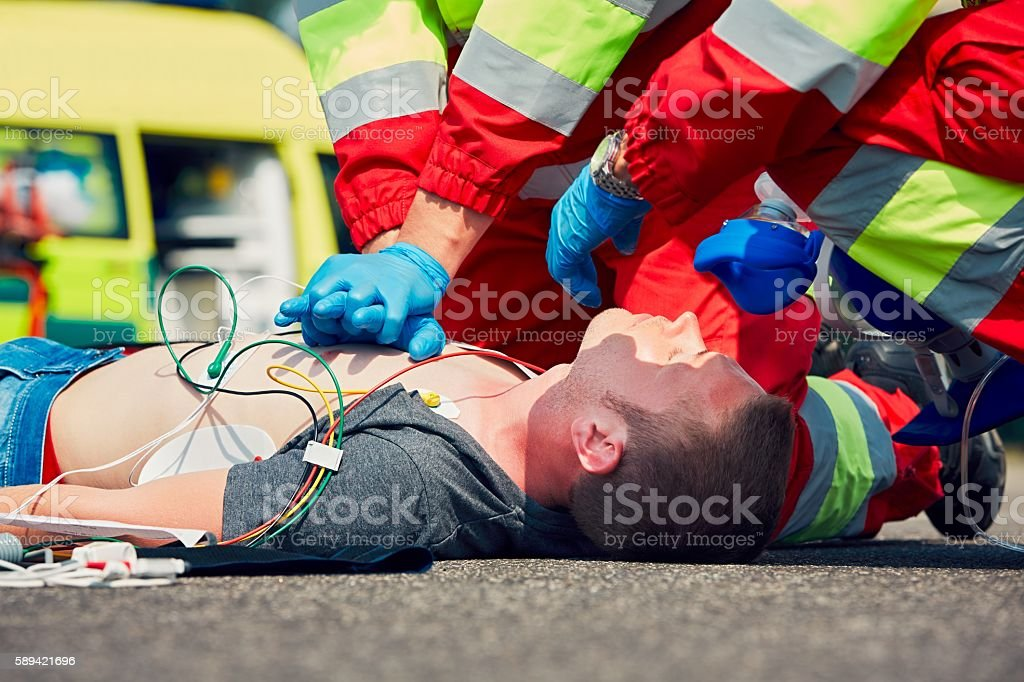 Emergency medical service​​​ foto