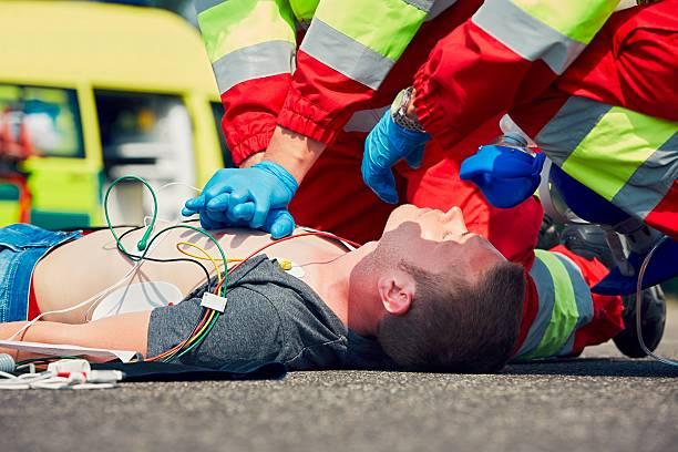 Emergency medical service foto