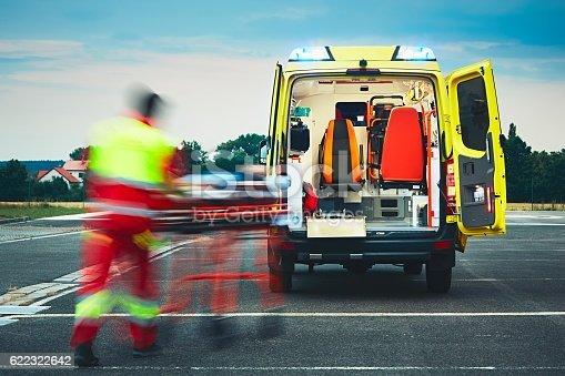 istock Emergency medical service 622322642
