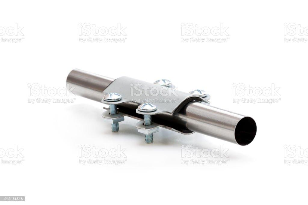 Diy Emergency Pipe Repair Clamp Leak Fix Sealer For Copper And Iron