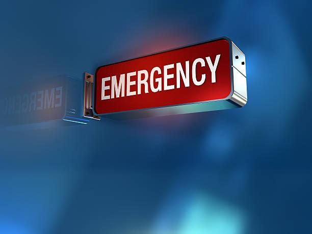 Emergency sign picture id182712891?b=1&k=6&m=182712891&s=612x612&w=0&h=slm0icwofraneehofn30ikjvq7zhs9wvojx9tlufp3q=