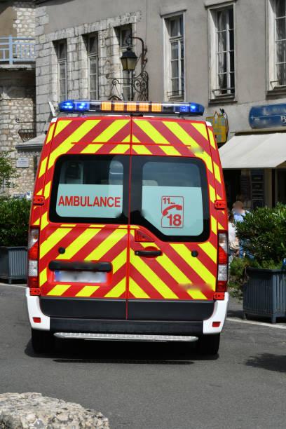 véhicule  de secours - Photo