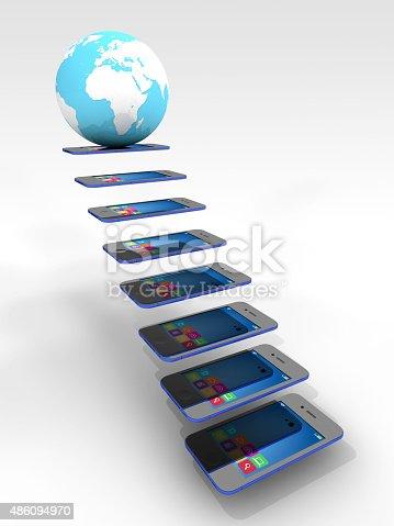 istock Emerging Communication Technologies 486094970