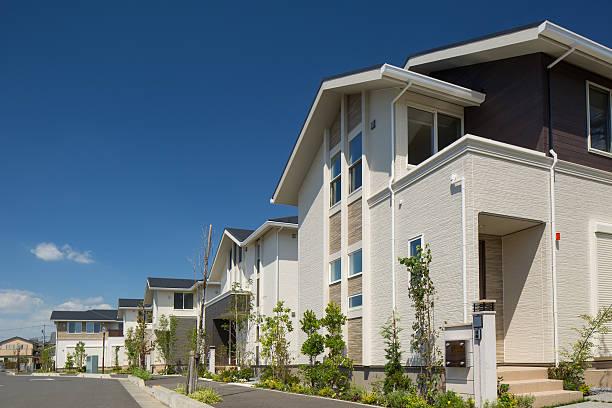 新興住宅エリア - 地域 ストックフォトと画像