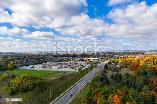 Ontario, Canada.