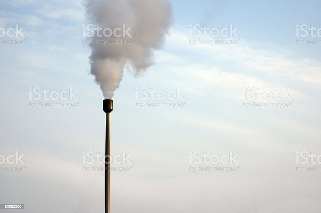 emission royalty-free stock photo