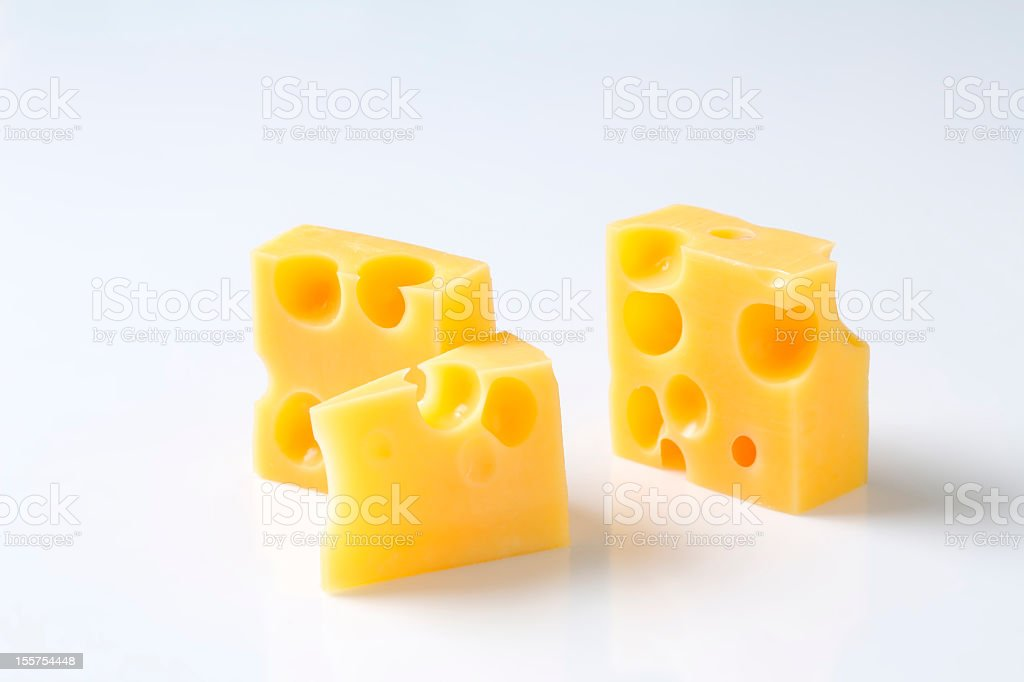 emmental cheese stock photo