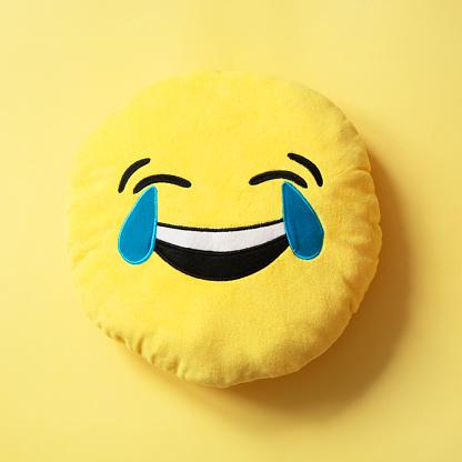 Kissenschlacht smiley