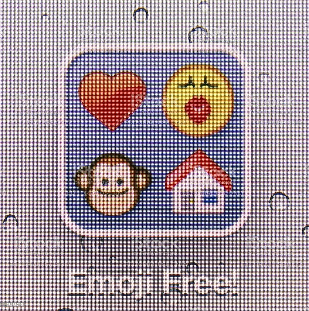Emoji Free royalty-free stock photo