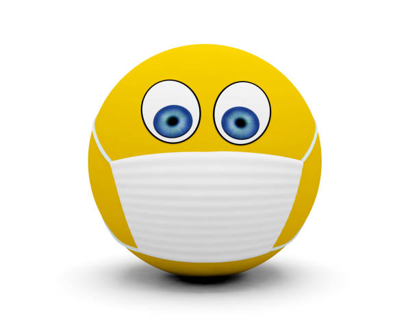 Emoticon smiley with medical mask protecting from coronavirus covid19 picture id1217326365?b=1&k=6&m=1217326365&s=612x612&w=0&h=ztbcc1 6i0u7pcyqf55qodidsffyvxf12t1bt bxuro=
