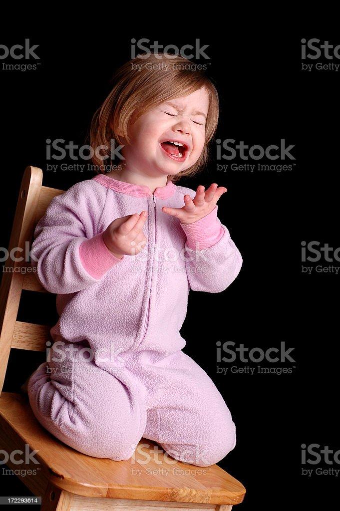 Emotion royalty-free stock photo