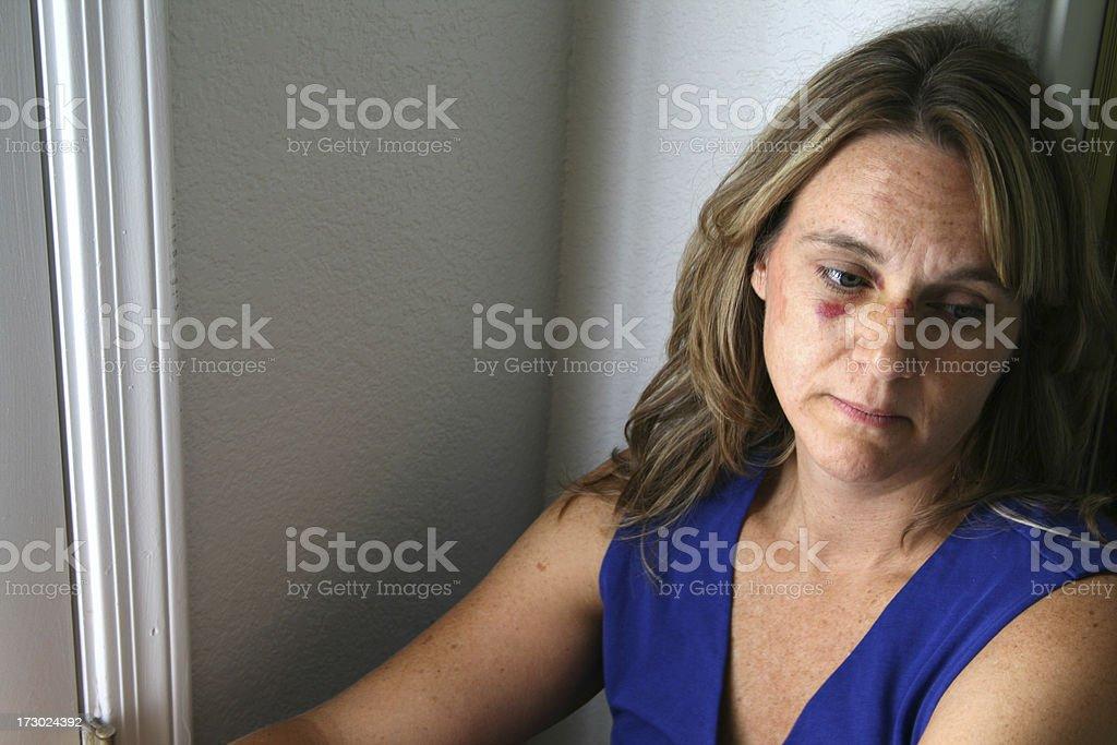Emotional Damage stock photo