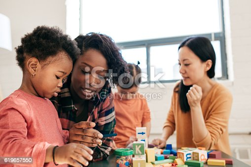 istock Emotional development and social activity 619657550