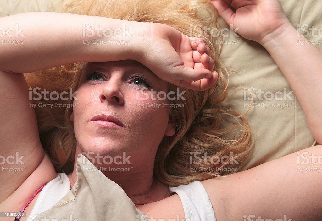 Emotional Life - Thinking Future royalty-free stock photo