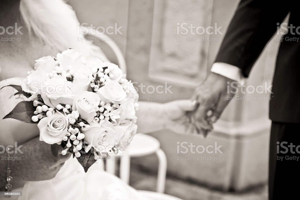 Emotions: Love Feelings Wedding Moments - Royalty-free Adult Stock Photo