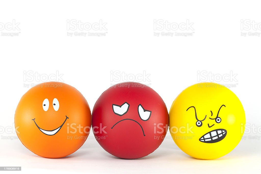 Emotions. royalty-free stock photo