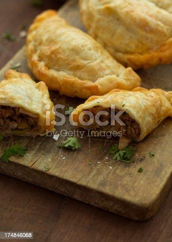 argentinian meat empanadas - turnovers