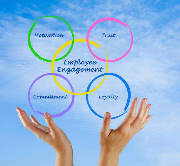 employee empowerment - employee engagement stock photos and pictures