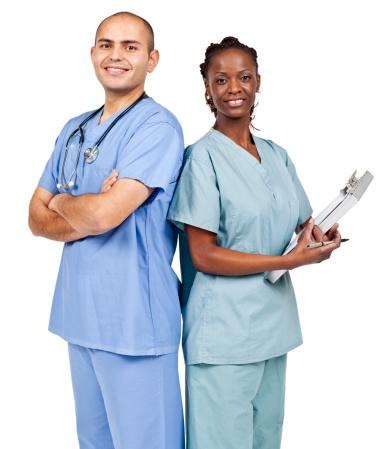 Employment Amp Jobs Diverse Nurses Stock Photo - Download Image Now