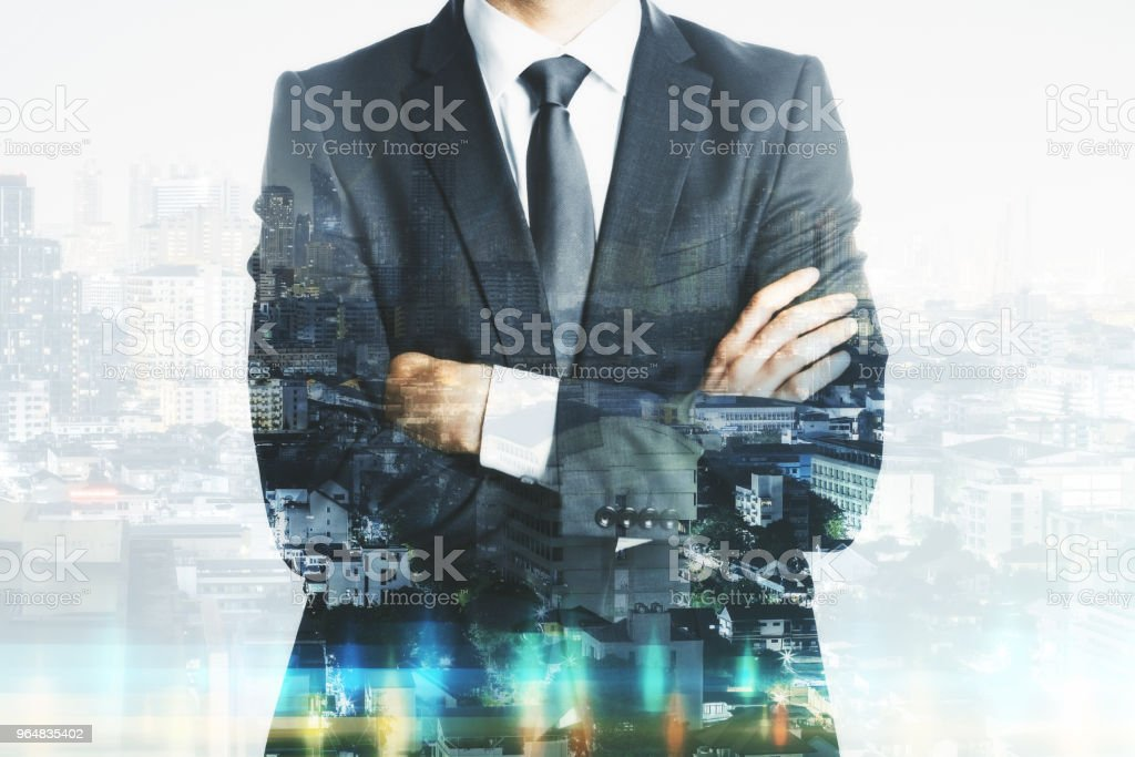 Employment and success concept royalty-free stock photo