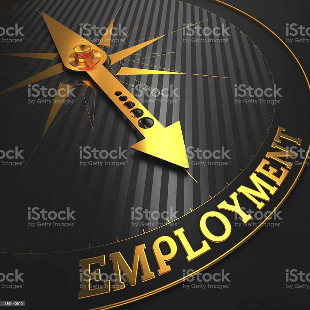 Employment. Business Concept. royalty-free stock photo