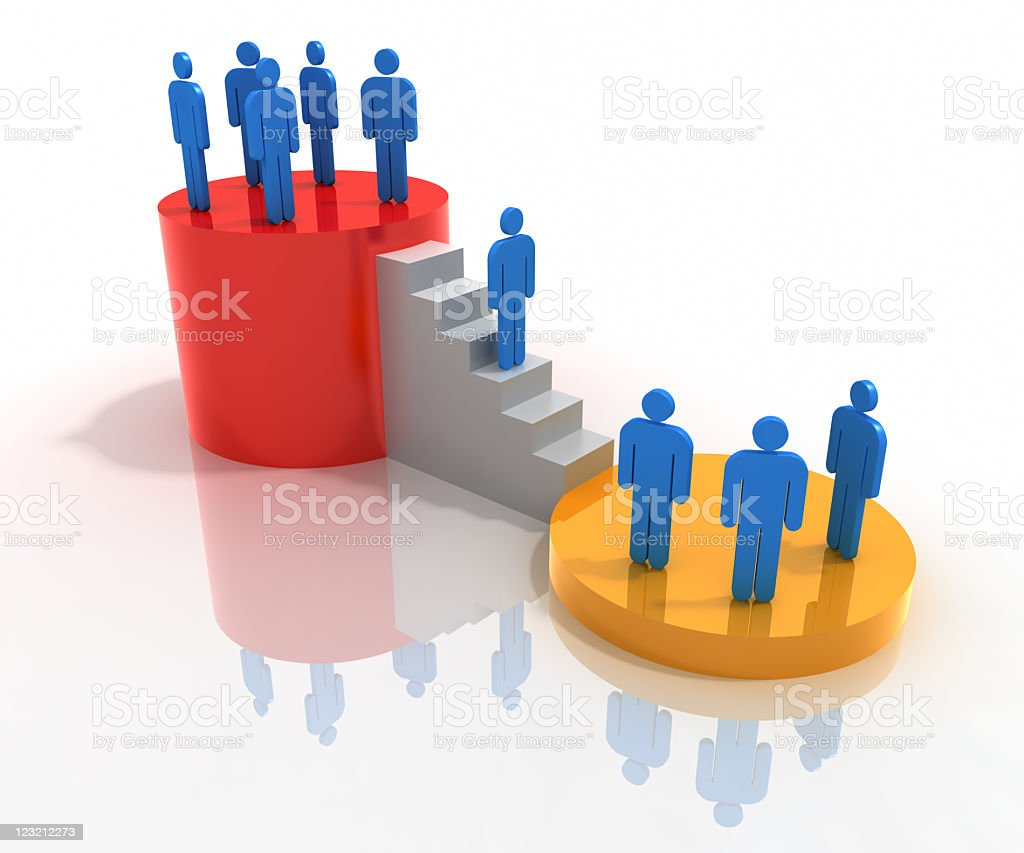 Employment concept. stock photo
