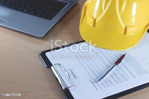 976560476 istock photo employment contract 1160772173