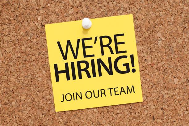 Employment Job Opportunity - foto stock
