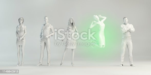 istock Empowered Business Person 1149842913