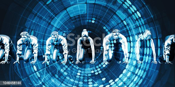 istock Empowered By Technology 1046458144