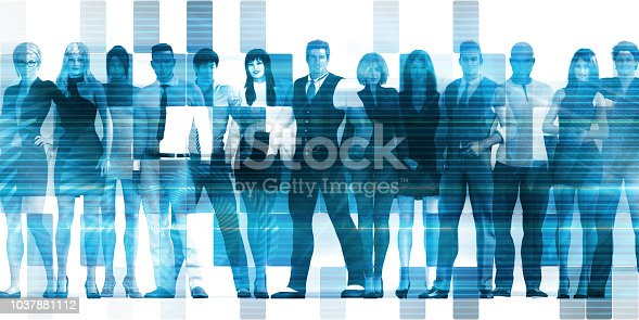 istock Empowered People Employees 1037881112