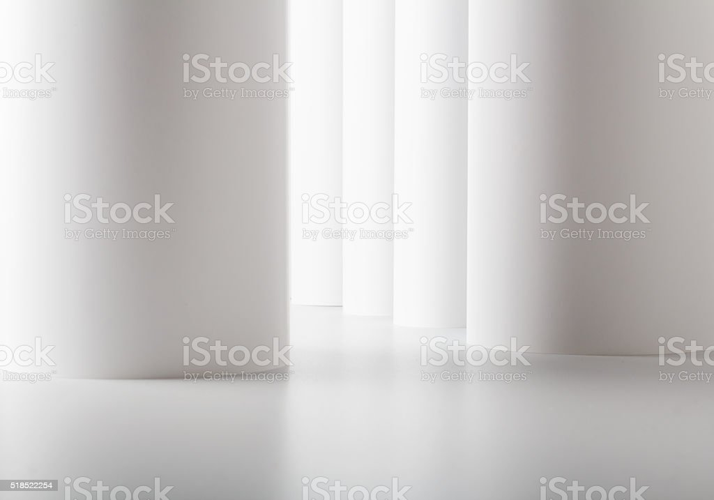 Empty Architecture Abstract stock photo
