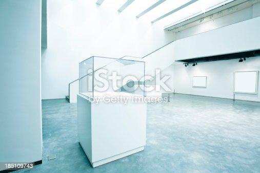 istock empty art museum 185109743