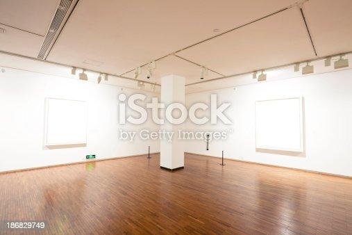 istock empty art museum 186829749