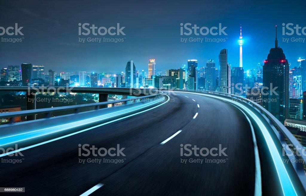 空的瀝青路面圖像檔