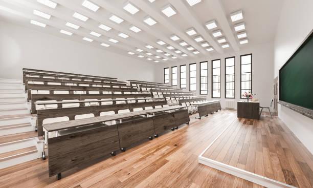 Leere Auditorium Rendering – Foto