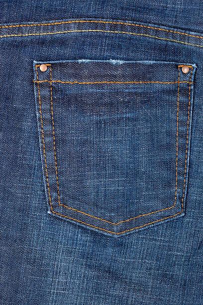 Vazio bolso traseiro (XXXL - foto de acervo