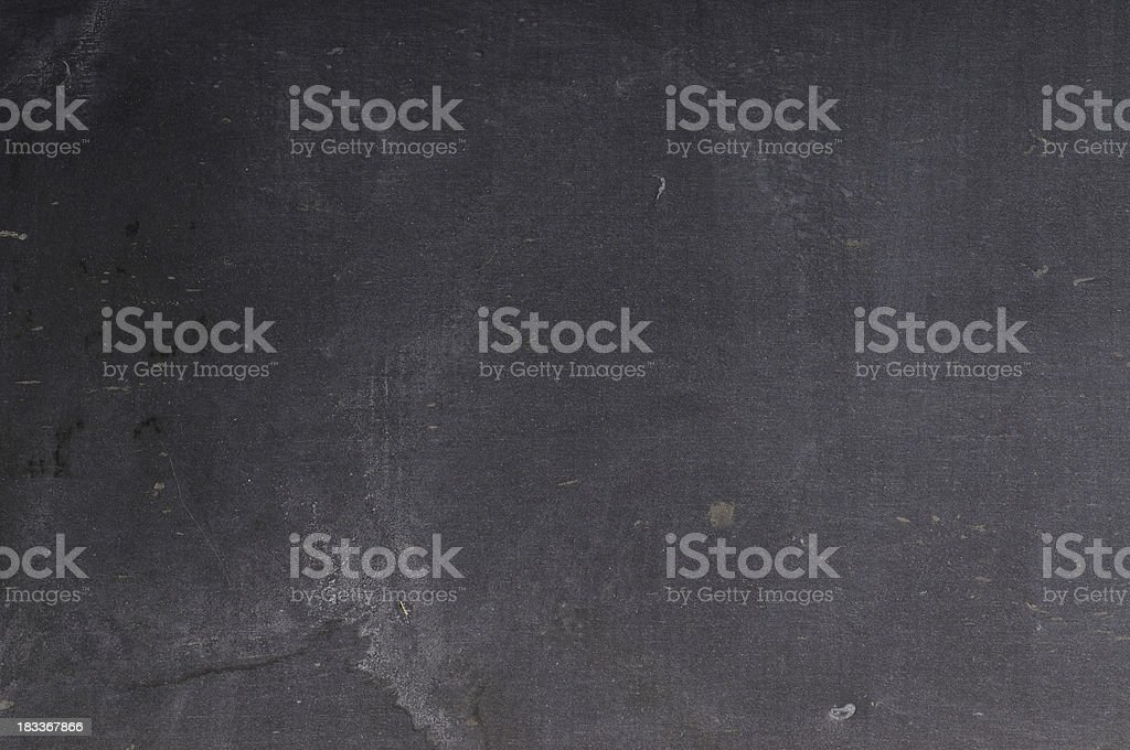 Empty Blackboard stock photo