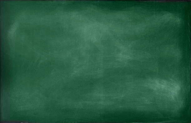 Empty Blackboard stock photo
