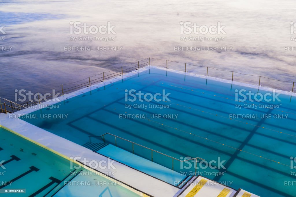 Vider piscine Bondi - Photo