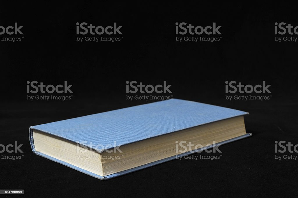 Empty Book royalty-free stock photo