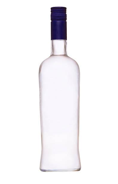 Flasche Wodka – Foto