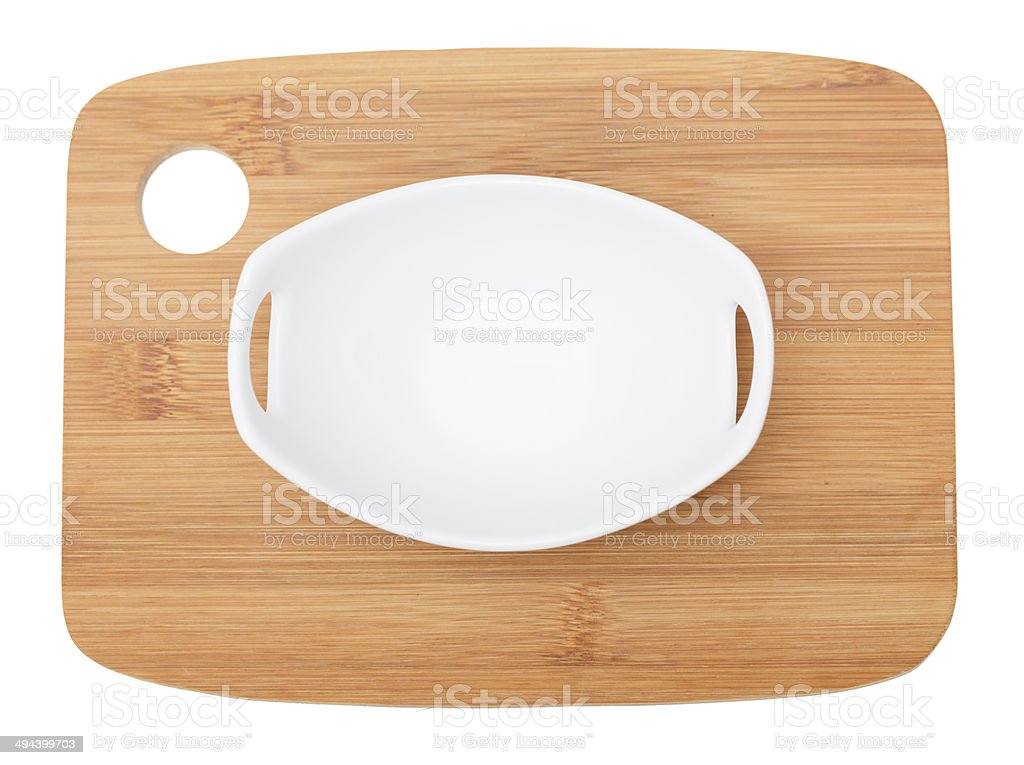 Empty Bowl royalty-free stock photo