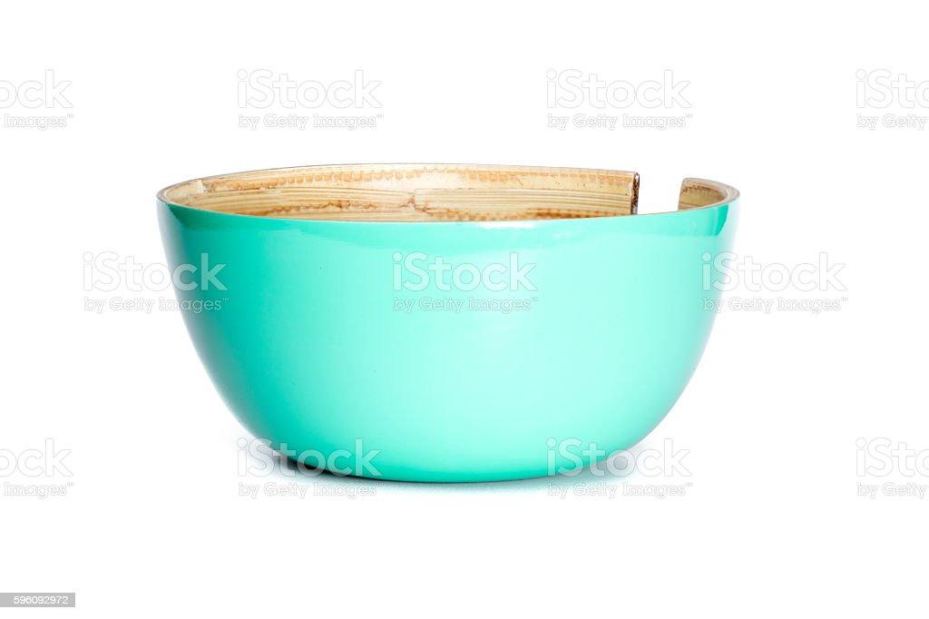 Empty bowl royalty-free stock photo