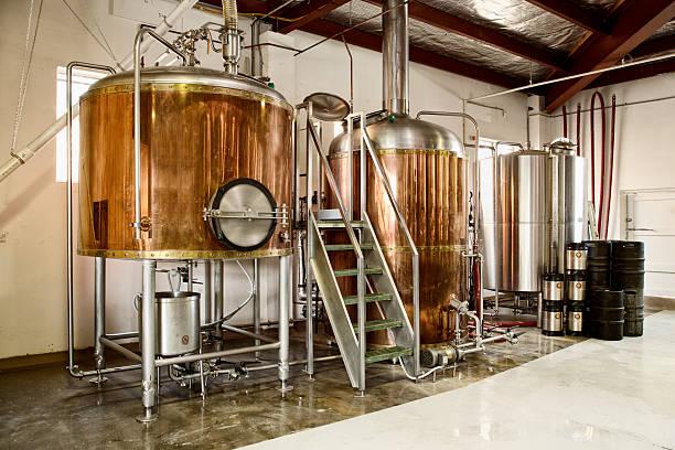 завод производитель пива в россии