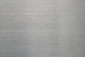 Empty brushed metal surface. Abstract background for design and backdrop