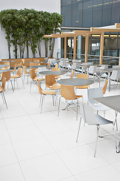 Empty cafe in modern office building picture id84743829?b=1&k=6&m=84743829&s=612x612&w=0&h=o0chif3berjymmlb8tmurngjid7neihyowxdkhrlf8u=