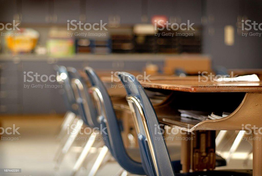 Leere Klassenzimmer – Foto